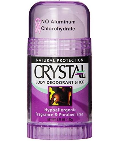 Crystal Body Deodorant Stick 4.25oz