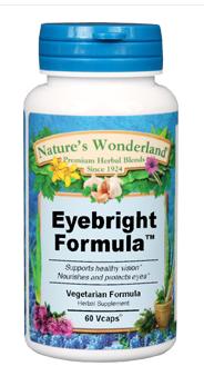 Nature's Wonderland Eyebright Herb 60 caps