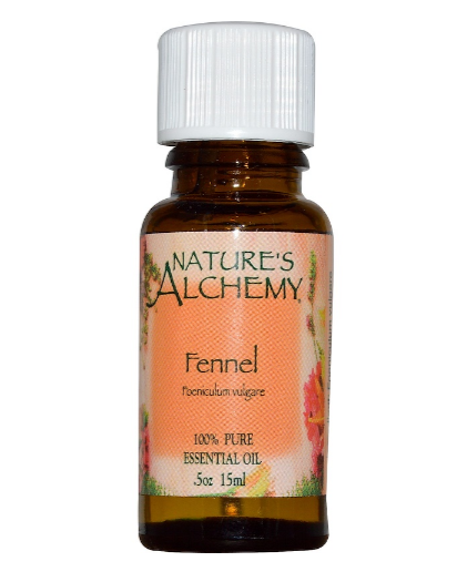 Nature's Alchemy Fennel oil 0.5oz