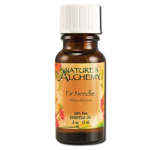 Nature's Alchemy Essential Oil, Fir Needle 0.5 oz