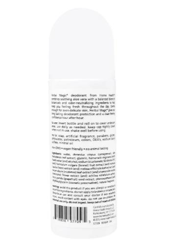 Home Health Herbal Magic Roll-on Deodorant Jasmine