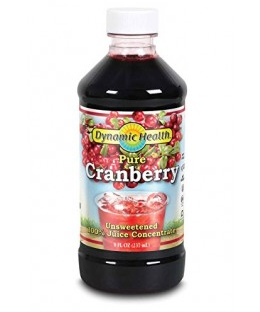 Dynamic Health Cranberry Concentrate 8oz.