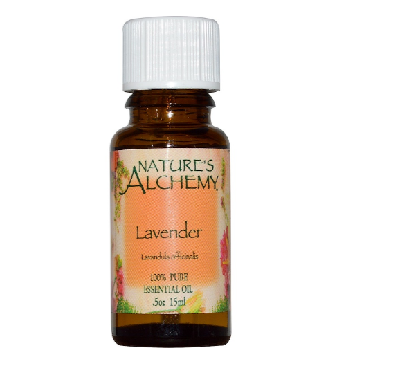 Nature's Alchemy Essential Oil, Lavender 0.5oz