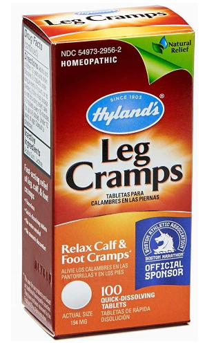 Hyland's Leg Cramps 100 Quick-Dissolving Tablets