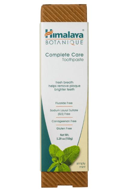 Himalaya Mint toothpaste