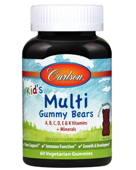 Carlson Kid's Multi 60 Gummies