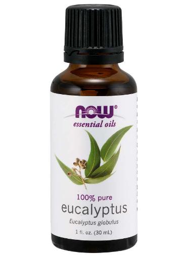 Now Essential Oil Eucalyptus 1 oz