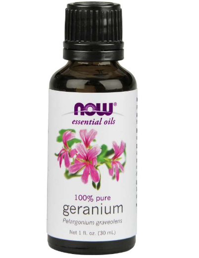 Now Essential Oil Geranium 1 oz