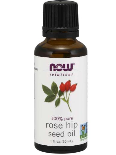 Now Essential Oil Rose Hip 1 oz