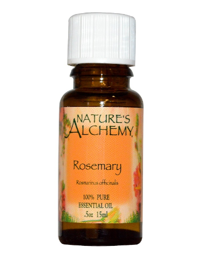 Nature's Alchemy Essential Oil Rosemary 0.5oz