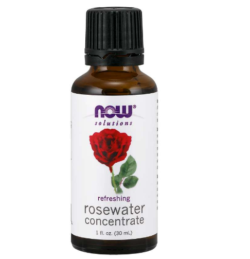 Now Essential Oil Rosewater Concentrate 1 oz