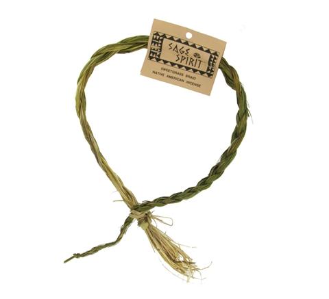 Sage Spirit Sweet Grass Braid