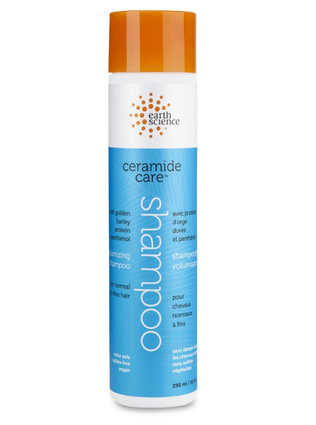 EarthScience Ceramide Care Shampoo Volume 10 oz