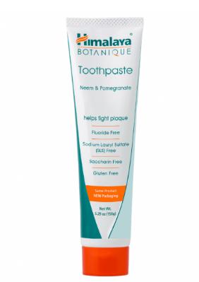 Himalaya toothpaste neem