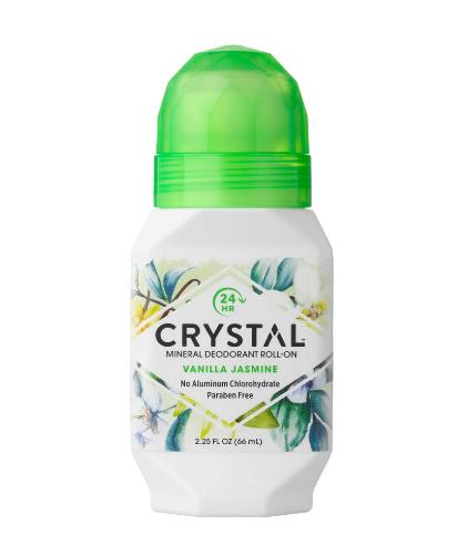 Crystal Mineral Deodorant Roll-On Vanilla Jasmine