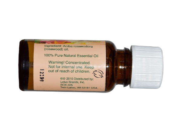 Nature's Alchemy Essential Oil Rosewood 0.5 oz