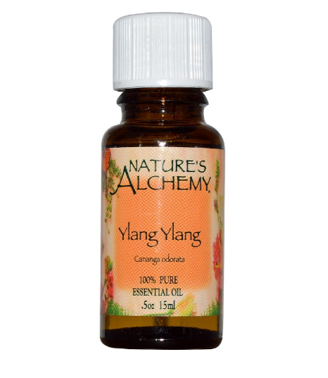 Nature's Alchemy Essential Oil Ylang Ylang 0.5oz
