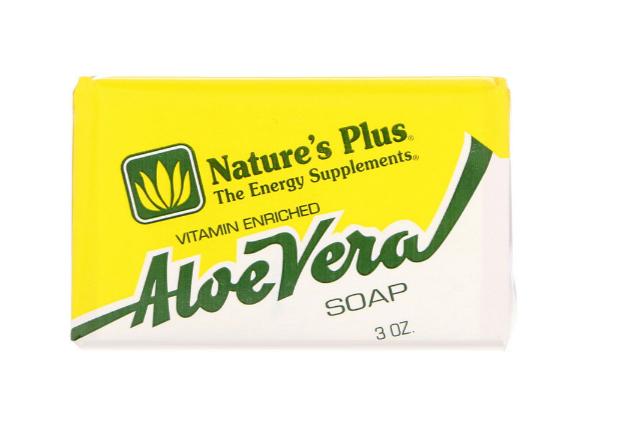 N Plus aloe vera soap