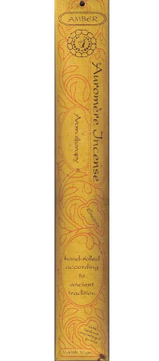 Aromatherapy Incense – AMBER