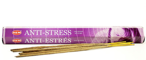 Hem Anti Stress Incense
