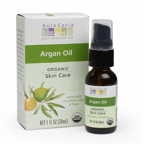 Aura Cacia Organic Argan Oil 1oz