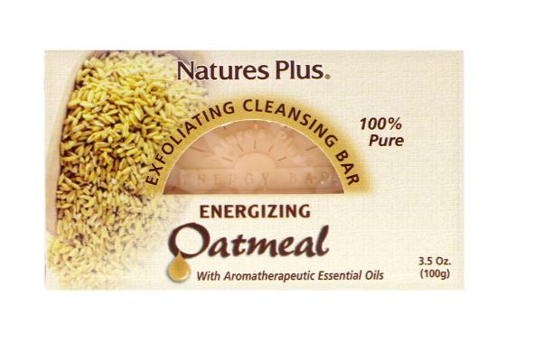 N. plus Oatmeal Soap