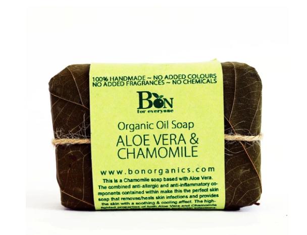 Bon Organics Handmade Aloe Vera Gel 100g