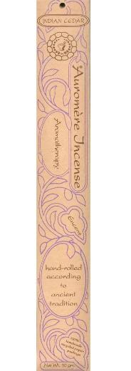 Aromatherapy Incense – INDIAN CEDAR – Elevating
