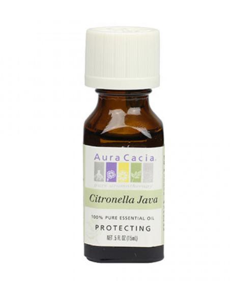 Aura Cacia Essential Oil, Citronella Java 0.5oz