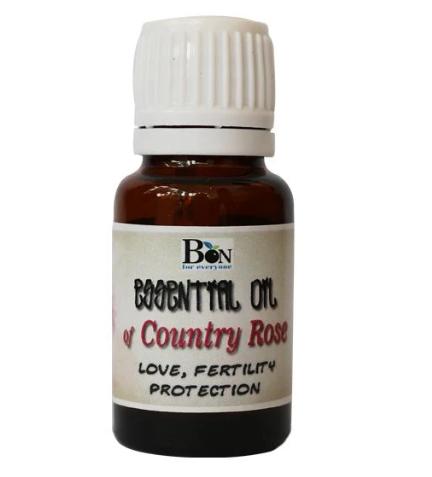 Bon Organics India Essential Oil Country Rose