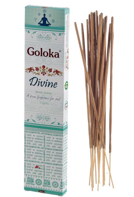 Goloka Divine Incense