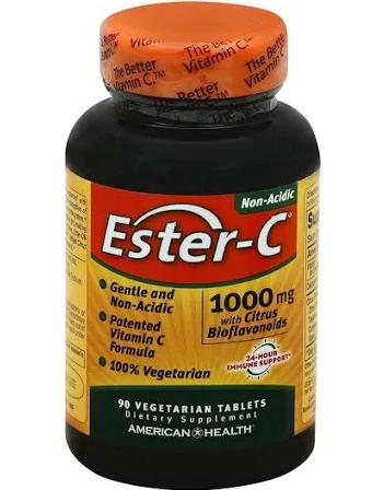 American Health Ester-C 1000mg 90 VegCaps