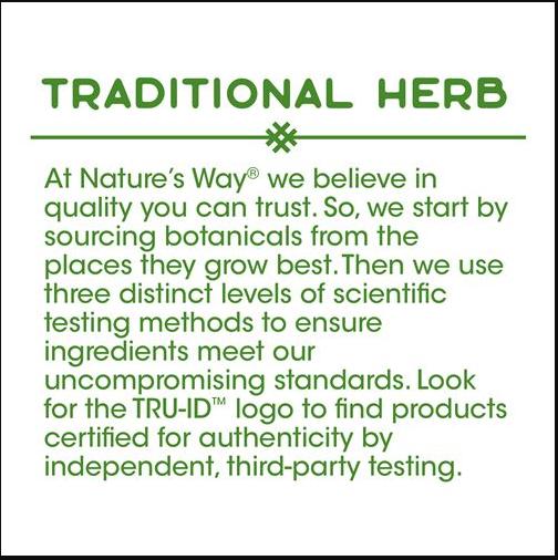 Nature's Way Eyebright Herb