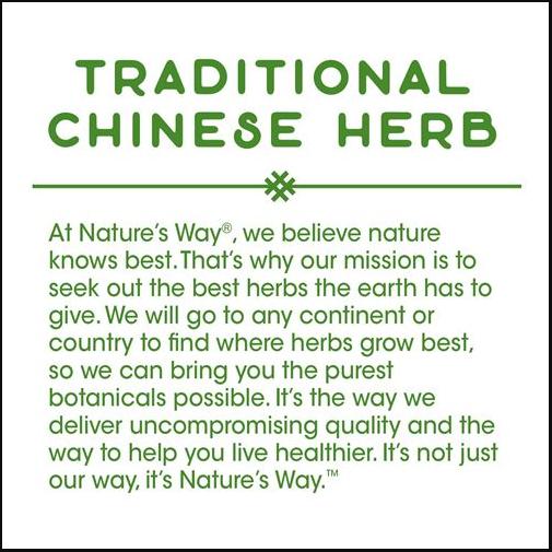 Nature's Way Fo-Ti Root