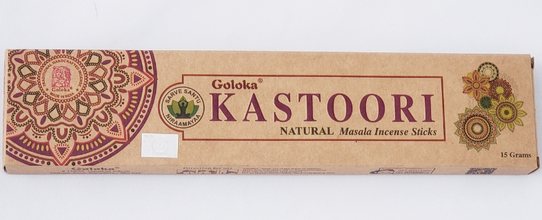Goloka Kastoori Natural Incense