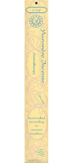Aromatherapy Incense – LILY – Calming