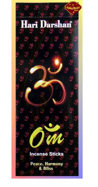 Hari Darshan Om Incense