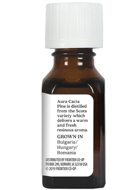 Aura Cacia Essential Oil, Pine 0.5oz
