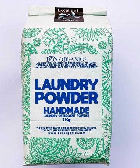 Bon Organics Natural Laundry Detergent