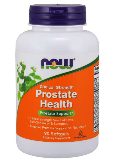 Now Prostate Health Clinical Strength 90 Softgels