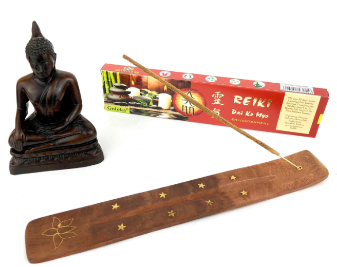 Goloka Reiki Incense Enlightenment
