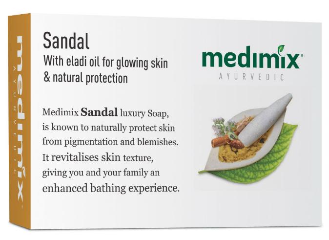 Medimix Ayurvedic Sandal Soap