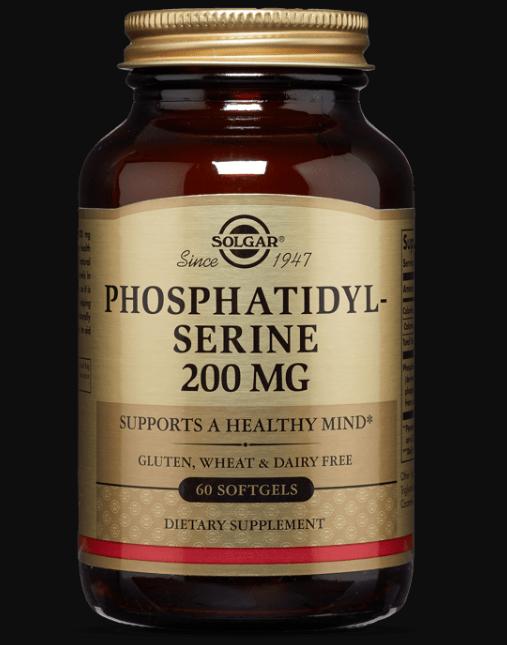 Solgar Phosphatidyl Serine 200 mg