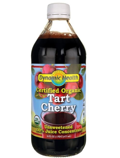 Dynamic Health Organic Tart Cherry Juice Concentrate 16oz
