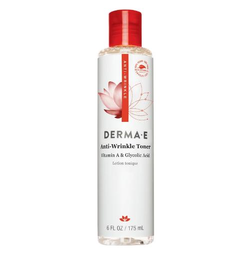 Dermae Anti-Wrinkle Vitamin A & Glycolic Acid Toner 6oz