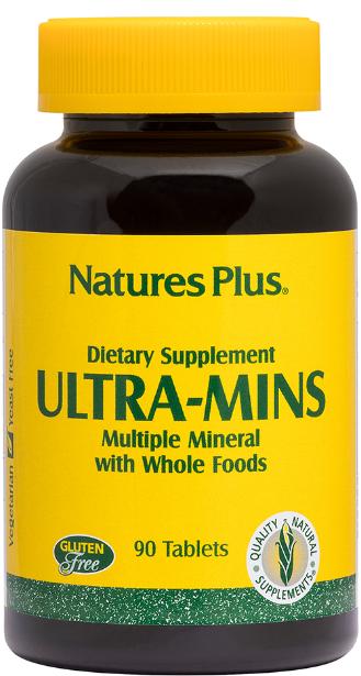 Nature's Plus Ultra Mins 180 tb