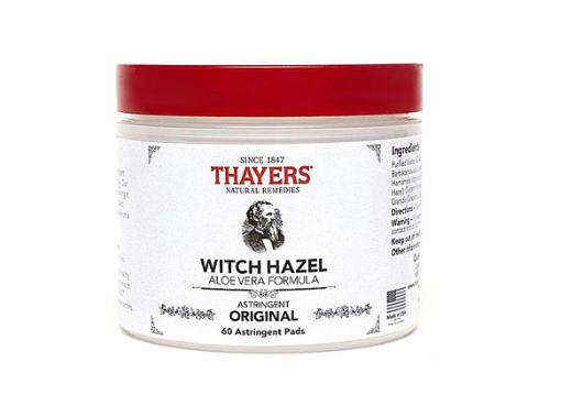 Thayers Witch Hazel Pads